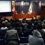 Se inauguró el Semestre Académico 2016-II