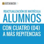 Reactualización de Matrícula 2016-II
