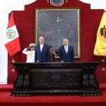 Medalla de Lima al Dr. Marco Martos