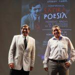 Marcel Velázquez dictó conferencia en la Biblioteca Nacional del Perú por el centenario de Leonidas Yerovi