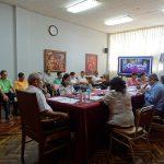 Transmisión en vivo de la Sesión Ordinaria del Consejo de Facultad 14.02.18