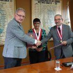 Facultad de Letras y Ciencias Humanas- UNMSM convenio con la Universidad de Bahía de Brasil