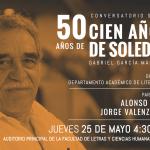 Conversatorio sobre Cien años de soledad: 50 años