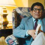 """Nos deja el autor de """"Canto de Sirena"""": fallece Gregorio Martínez"""