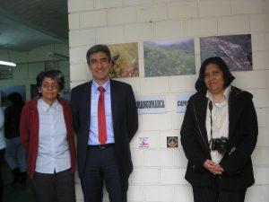 Carazas , Neyra y Agüero