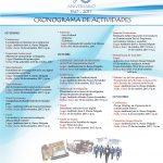 Programa oficial del 70º aniversario de la E.P. de Comunicación Social