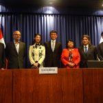 Chiaki Kabutan, esposa del embajador del Japón en el Perú, brindó conferencia sobre la pintura japonesa