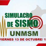 Taller de capacitación y simulacro de sismo 10 y 13 de octubre