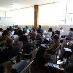 Se realiza taller para determinar las líneas de investigación de la Facultad de Letras y Ciencias Humanas