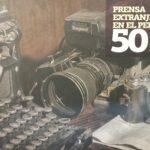 Estudiantes de Redacción Periodística premiados por la Asociación de Prensa Extranjera en el Perú