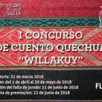 I concurso de cuento quechua