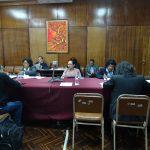 Sesión Ordinaria del Consejo de Facultad del 07 de agosto de 2018