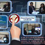¡Docente, capacítate en el aula virtual UNMSM este mes de mayo!