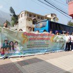 Campaña de Responsabilidad Social Sanmarquina en Cocachacra (Fotos)