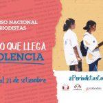 """II Concurso Nacional de Periodistas """"Periodismo que llega sin violencia"""""""