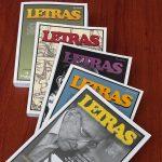 Salió el último número de la Revista Letras