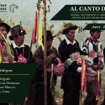"""Presentación de libro """"Al canto del agua. Poesía, testimonio y libro de la comunidad de San Pedro de Casta, Huarochirí"""""""