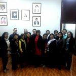 Reunión de la Escuela Profesional de Bibliotecología y Ciencias de la información
