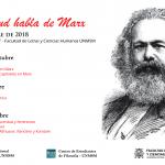 """Coloquio """"La juventud habla de Marx"""""""