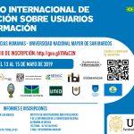 II Congreso Internacional de Investigación sobre Usuarios de la Información