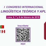 """I Congreso Internacional """"Desarrollos de la Lingüística teórica y aplicada del siglo XXI"""""""