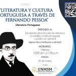 """Curso """"Literatura y Cultura Portuguesa a través de Fernando Pessoa"""""""