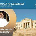 Docente Jorge Valenzuela como profesor visitante de la Universidad de la Habana