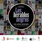 Congreso Internacional Los heraldos negros: 100 años después