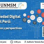 """Conversatorio """"Sociedad Digital en el Perú: balances y perspectivas"""""""