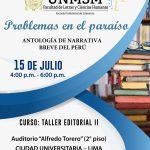Problemas en el paraíso, Antología de narrativa breve del Perú