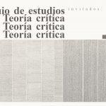 V Coloquio de Estudios sobre Teoría crítica