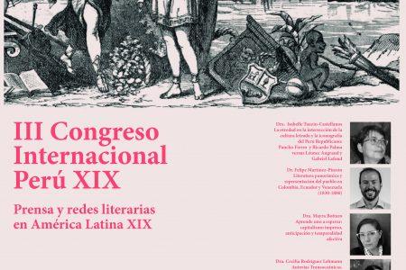 III CONGRESO INTERNACIONAL PERU XIX