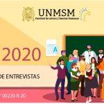 Cronograma para evaluaciones – Admisión a la Carrera Docente 2020