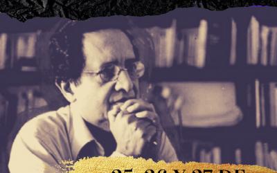 """I Congreso Interdisciplinario de Estudios Andinos """"Homenaje a Manuel Scorza"""""""