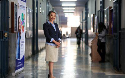 Encargan la Dirección de la Escuela Profesional de Comunicación Social a Jacqueline Oyarce Cruz