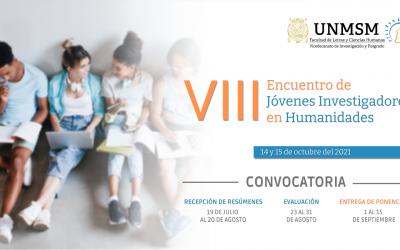 VIII ENCUENTRO DE JÓVENES INVESTIGADORES DE HUMANIDADES
